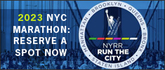 Run the 2017 NYC Marathon for MEF